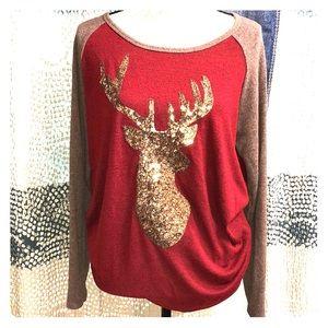Women's light and soft sweater. Size XL ❄️ 🎄